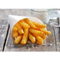 Backofen Kringel frites