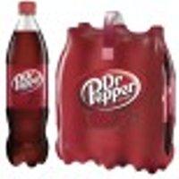 Dr.Pepper Cola 6x 1 ltr PET