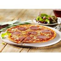 free Salami-Pizza