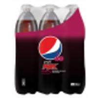 Pepsi Max Cherry PET 6x 1,5 ltr