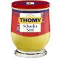 Thomy Scharfer Senf im Glas 250 ml
